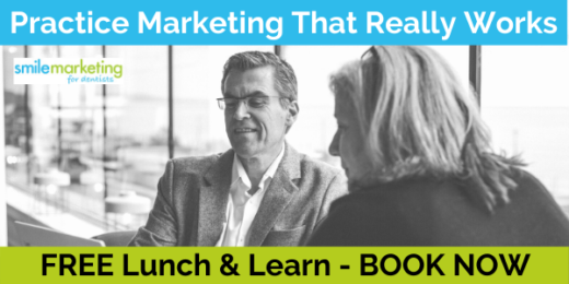 Free Dental Marketing Lunch and Learn Sessions